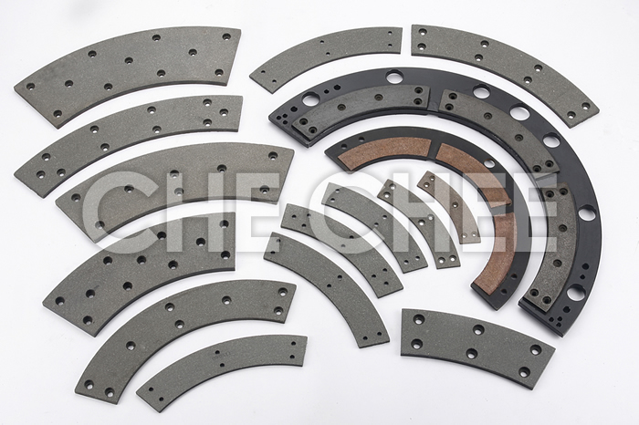 Brake Block Material : Che enterprise ltd brake discs friction material